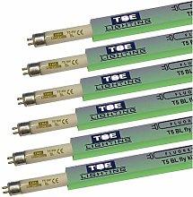 TBE Lighting T5 Fly Killer Tubes - 6 Pack - 8W BL