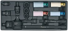 TBT25 Tool Tray with Impact Socket & Adaptor Set