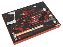 TBTP06UK Tool Tray with Hacksaw, Hammers & Punches