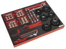 TBTP09 Tool Tray with Oil Service Tools 41pc -