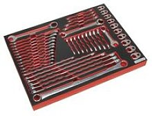 TBTP11 Tool Tray with Specialised Spanner Set 44pc