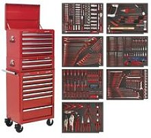 TBTPCOMBO1 Tool Chest Combination 14 Drawer with