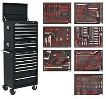 TBTPCOMBO2 Tool Chest 14 Drawer with Bearings