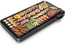 TBUDAR Barbecue Grill 6-8 People Electric Griddle