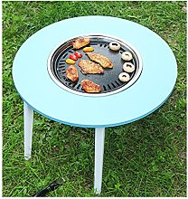TBUDAR Barbecue Grill Portable Charcoal Grill with