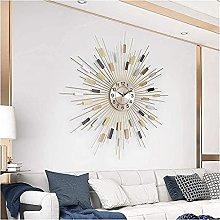 TBUDAR Modern Quartz Clock Silent Clock Pendulums