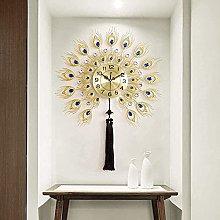 TBUDAR Wall Clock Creative Modern Wall Clocks With