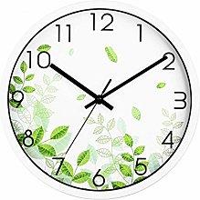 TBUDAR Wall Clock Fresh And Stylish Round Wall