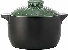 TCWDX Ceramic Cooking Pot Ceramic Pots for Cooking