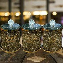 Tea Coffee Sugar Canister JAR Storage 5 Colours