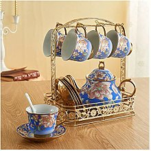 Tea Cups Cups, Mugs & Saucers Coffee Cup Set with