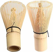 Tea Powder Whisk Bamboo Brush Matcha Tool Accessory