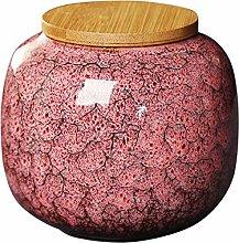Tea Storage Containers Airtight Tea Caddy Tins,