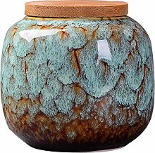 Tea Storage Containers,Airtight Tea Tins, Ceramics