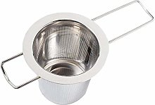 Tea Strainer Stainless Steel Tea Infuser Mesh