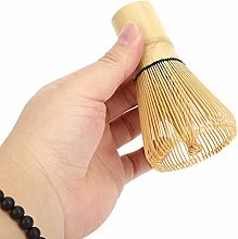 Tea Whisk - 120 Prongs Traditional Matcha Tea