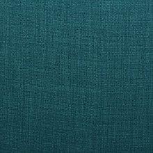 TEAL BLUE SOFT PLAIN LINEN LOOK HOME ESSENTIAL