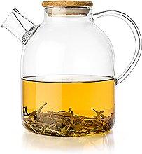 Tealyra - Glass Kettle Teapot - 1800ml - Stove-top