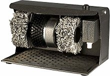 Team Kalorik Shoe Polisher, Coarse Brush,