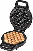 Team Kalorik TKG EWM 1001 Egg Waffle Maker, Metal,
