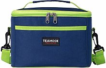 TEAMOOK 5L Insulated Lunch Bag Water-Resistant