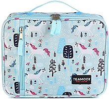 TEAMOOK Lunch Bag Insulated Lunch Box Cool Bag for