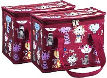 TEAMOOK Lunch Bag Insulated Lunch Box Cool Bag