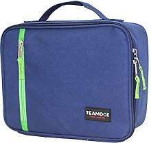 TEAMOOK Lunch Bag, Multi-Layers Thermal Insulated