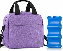 Teamoy Breastmilk Cooler Bag with Ice Pack, Baby
