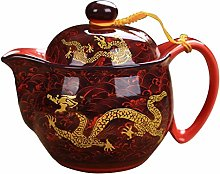 Teapot Ceramic Teapot Retro Kungfu Tea Traditional