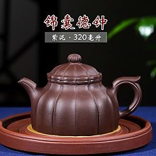 Teapot Fine Tea Cup Purple Clay Teapot Tips German