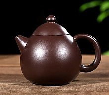 Teapot Handmade Teapot Tea Cup Purple Dragon Egg