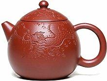 Teapot Manual Tea Cup Teapot Famous Big Red Dragon