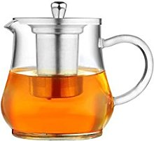 Teapot Tea Set Stainless Steel Filter