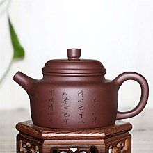 Teapot Teapot Handmade Tea Purple Clay Tea Cup