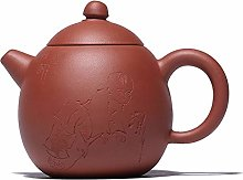 Teapot Teapot Tea Cup Clear Cement Dragon Egg