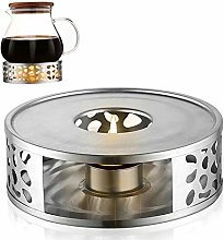 Teapot Warmer Base Candle Heater Coffee Warmer for