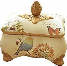 TEAYASON Ashtray,Ceramic Decoration Vintage