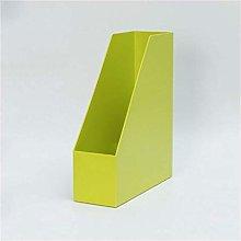 TEAYASON Bookcase Foldable Plastic Desk Organizer,