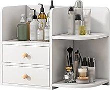 TEAYASON Cubicle Decor Desk Organizer Cosmetic