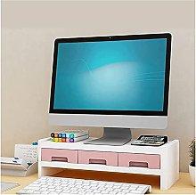 TEAYASON Cubicle Decor Monitor Riser Laptop Desk