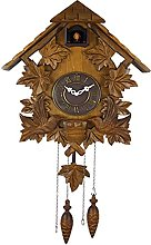 TEAYASON Cuckoo Clock Cuckoo Clock House Clock