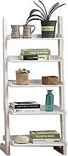 TEAYASON Desk Storage Contemporary Solid Wood