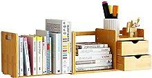 TEAYASON Desk Storage Simple Student Dormitory