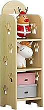TEAYASON Desk Storage Suitable for Family Solid