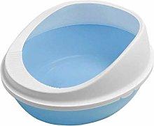 TEAYASON Detachable Plastic Semi Enclosed Open