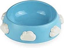 TEAYASON Dog Bowls Dog Food Bowls for Feeding