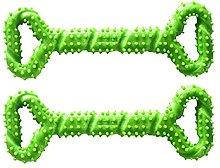 TEAYASON Dog Chew Toy Indestructible Dog Toy for