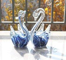TEAYASON European Style Creative Swan Decoration