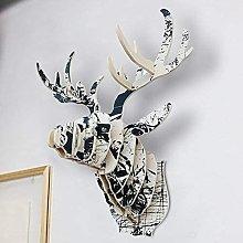 TEAYASON Handmade Figurine Wall Decor